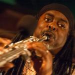 Courtney Pine foto Hans Speekenbrink